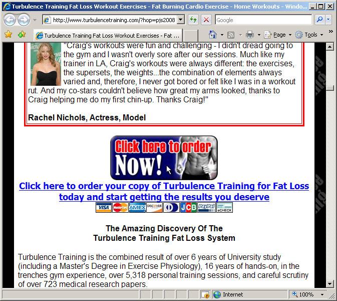 turbulance order גנבי העמלות ב ClickBank