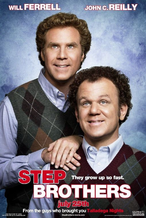 step brothers טיפ זהב: תמצאו לכם מישהו לגדול איתו